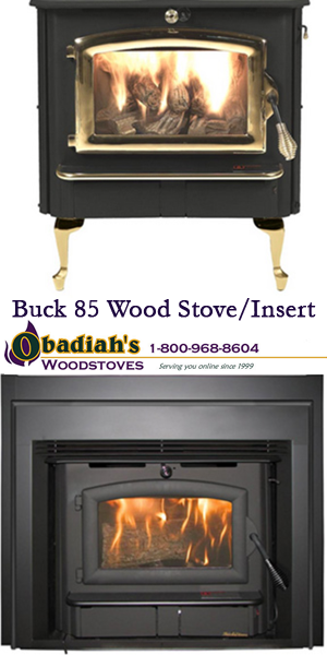 Buck Premier Series 85 Stove or Insert