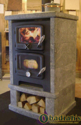 Vermont Bun Baker Cookstove 1500 By Obadiah S Woodstoves
