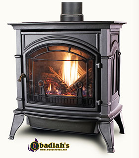 Majestic Dutchwest Concorde Cast Iron Vent Free Gas Stove - Discontinued