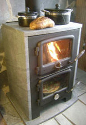 The Baker S Oven Wood Fired Cookstove By Obadiah S Woodstoves