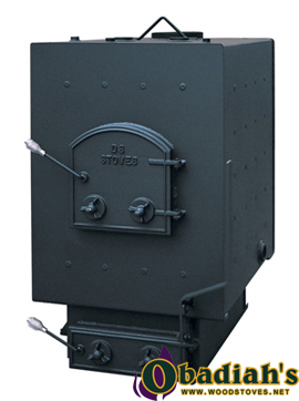 DS Stoves DS5000 Coal Commercial Boiler