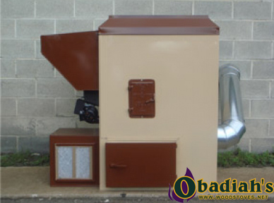 Keystoker Automatic Coal Furnace