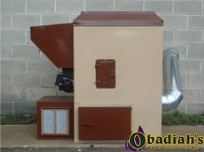 Keystoker A-120 Coal Furnace