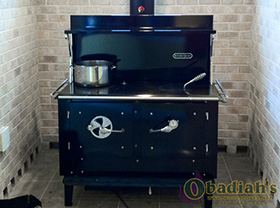 Kitchen Queen Wood Cookstove - Not Available