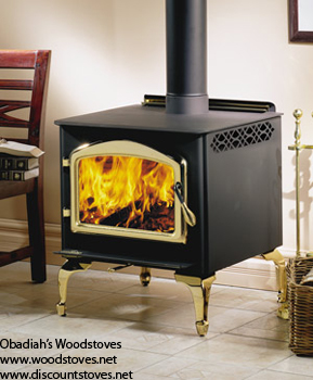 1400pl Napoleon Leg Model Wood Stove