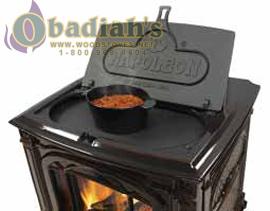 1400C Napoleon Cast Iron Wood Cookstove
