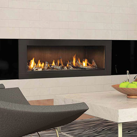 Napoleon LHD62 Direct Vent Contemporary Linear Gas Fireplace