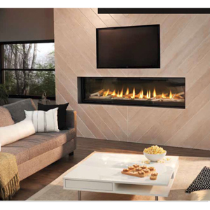 Napoleon Luxuria Series 74 Direct Vent Gas Fireplace