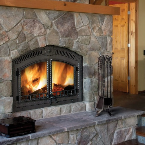 Napoleon High Country NZ5000 Woodburning Fireplace