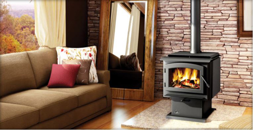 Napoleon Timberwolf Economizer EPA 2300 Wood Stove - Discontinued