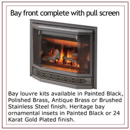 BGD33 Napoleon Direct Vent Gas Fireplace