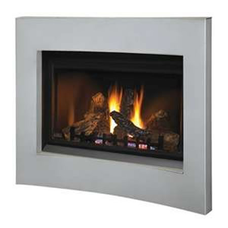 BGD36CF Napoleon Clean Face Direct Vent Fireplace