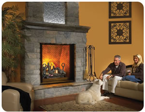 BGD90 Napoleon Dream™ Direct Vent Fireplace - Discontinued
