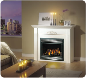 GD36NTR Napoleon Gas Fireplace - Discontinued*