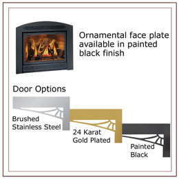 GD70 STARfire™ Napoleon Gas Fireplace