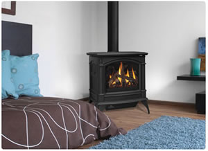 GDS60 Napoleon Cast Iron Gas Stove