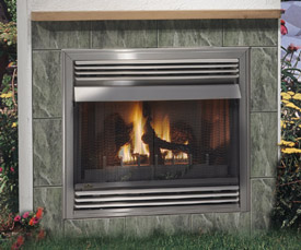 GSS36N Napoleon Outdoor Fireplace