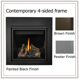 HD46 Clean Face Napoleon Direct Vent Gas Fireplace