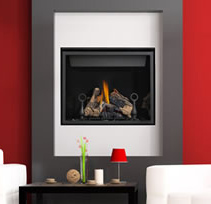 HD46 Clean Face Napoleon Direct Vent Fireplace