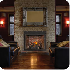 Hdx40 Napoleon Direct Vent Gas Fireplace By Obadiah S