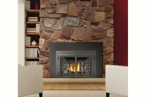 IR3 Direct Vent Infrared Gas Fireplace Insert