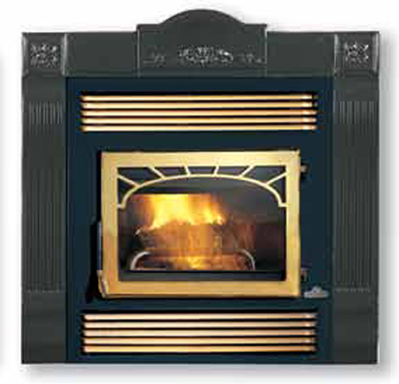NZ26 Napoleon Wood Burning fireplace -Discontinued by Obadiah's