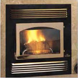 NZ26 Napoleon Wood Burning Fireplace