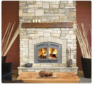 Napoleon NZ3000H EPA Wood Fireplace