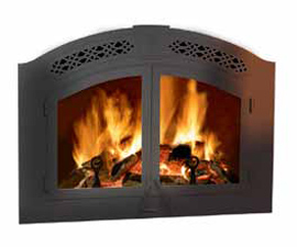 NZ6000 Napoleon Wood Burning Fireplace