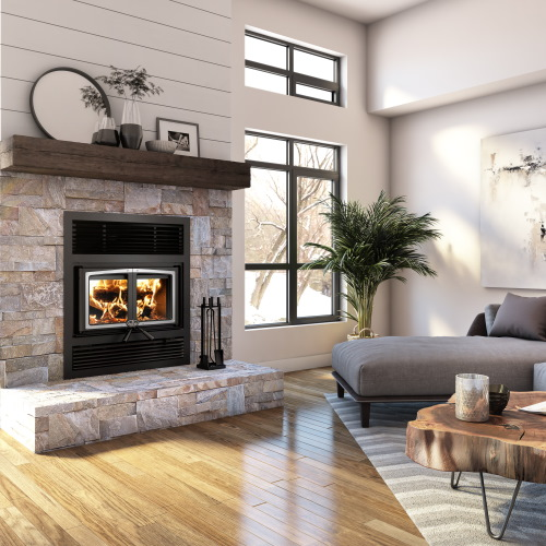 Osburn Everest II Wood Fireplace