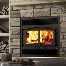 Osburn Stratford Zero Clearance Fireplace - Discontinued