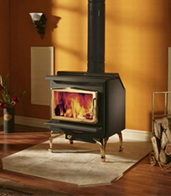 1100 Osburn Wood Stove - Discontinued
