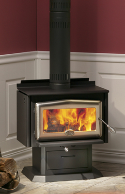 1500 Osburn Wood Stove
