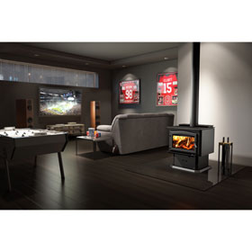 Osburn 3500 Wood Burning Stove