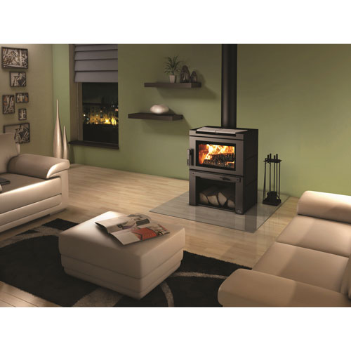 Osburn Matrix Wood Stove w/ Blower