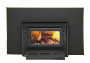 XTD 1.5-I Flame Energy Wood Burning Insert