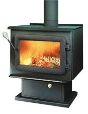 XTD 1.9 Flame Energy Wood Burning Stove - Discontinued
