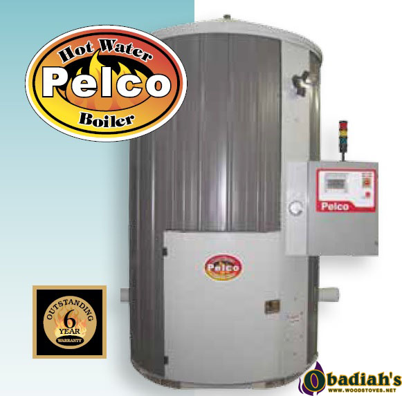 Pelco PC 1020 Biomass Hot Water Boiler - Discontinued
