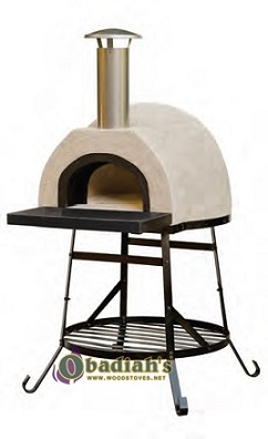 Rustic Wood Fired AD60 Oven