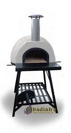 Rustic Wood Fired AD70 Oven