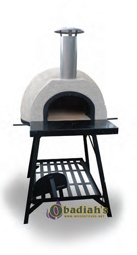 Rustic AD70 Oven Wood Fired