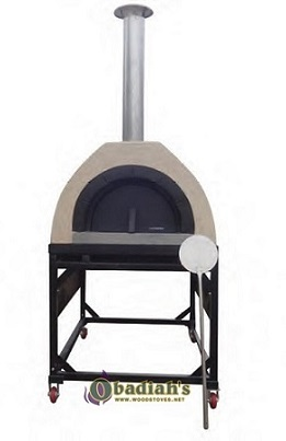 Rustic Oven AD90 Wood Fired