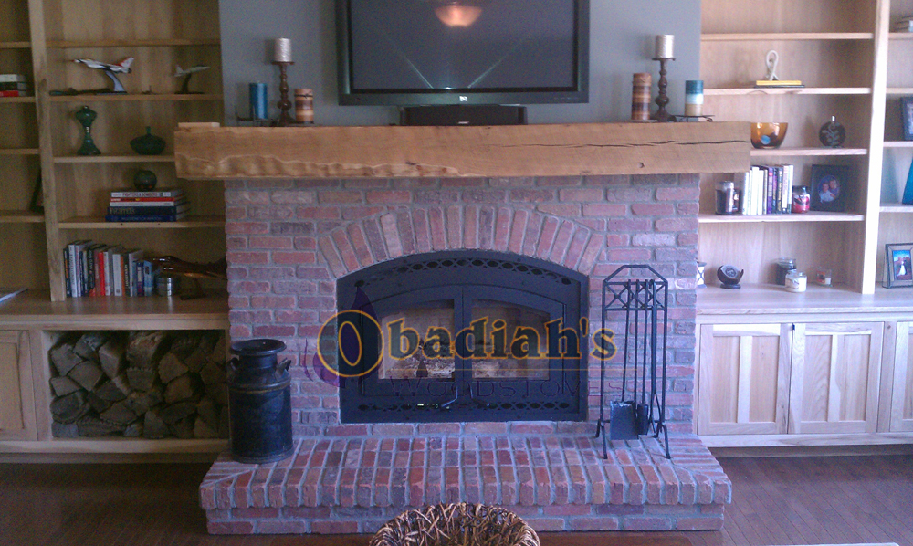 BIS Tradition™ Lennox Wood Burning Fireplace
