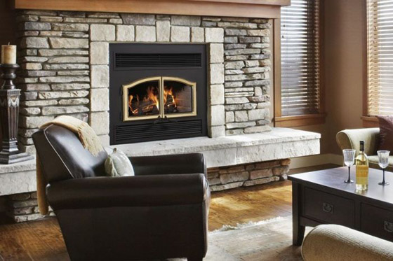 BIS Ultra Zero Clearance Security Fireplace