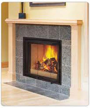 Security Le Laval - Discontinued* by Obadiah's Woodstoves