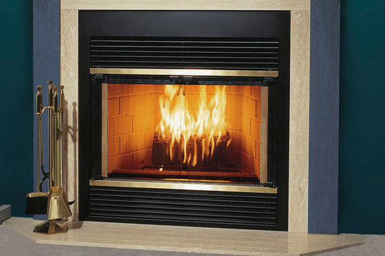 SB36 Zero Clearance Security Fireplace