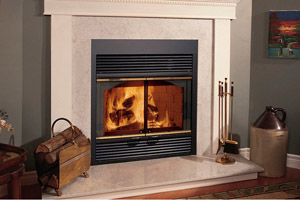 Se36 Zero Clearance Security Fireplace By Obadiah 39 S Woodstoves